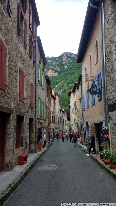 Escapada De 3 Dias Al Conflent Y El Vallespir Blogs De Francia Los Viajeros