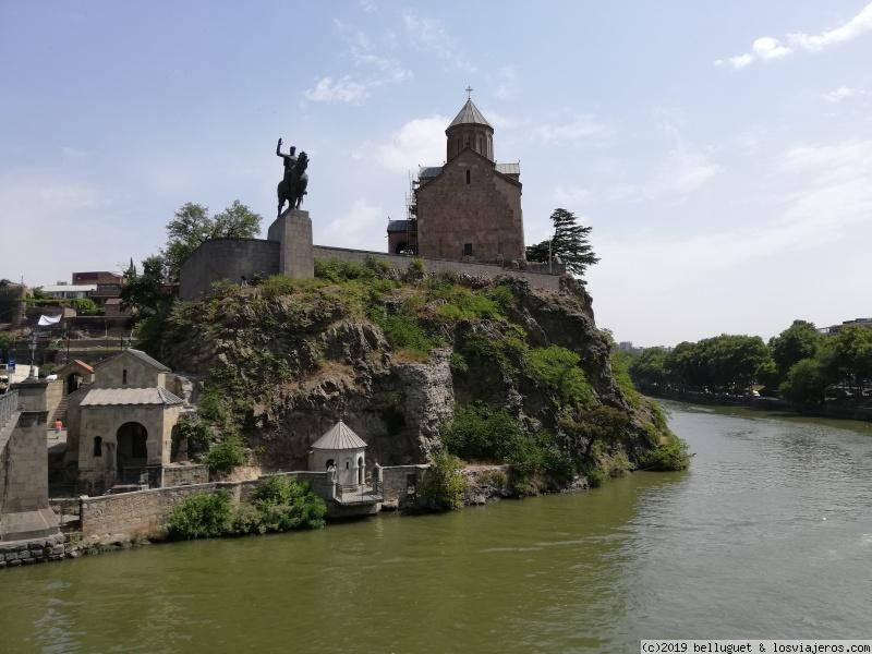 El rio Kura