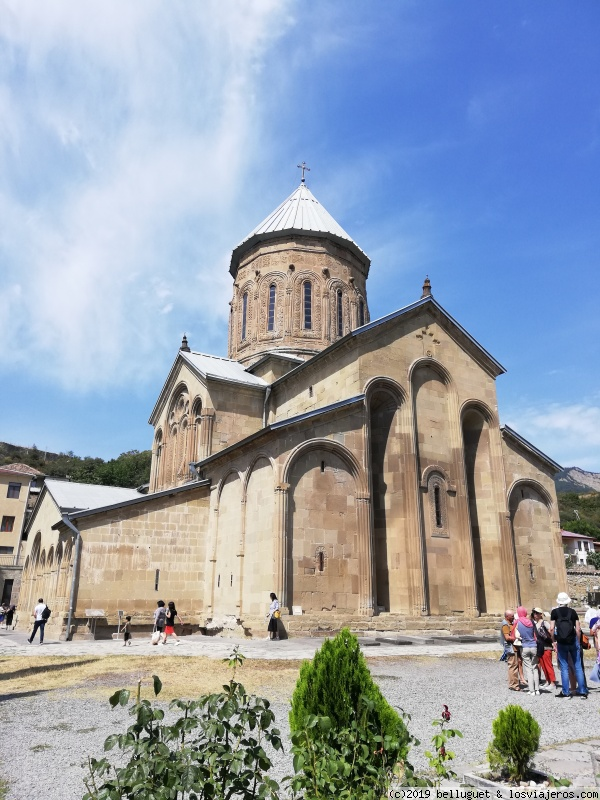 Monasterio femenino de Samtavro