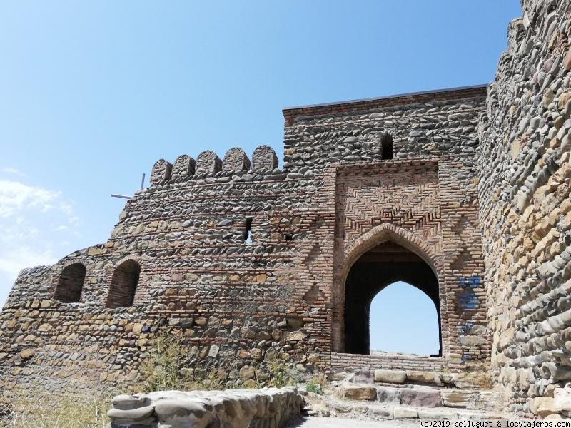 Fortaleza de Gori, siglo XVII