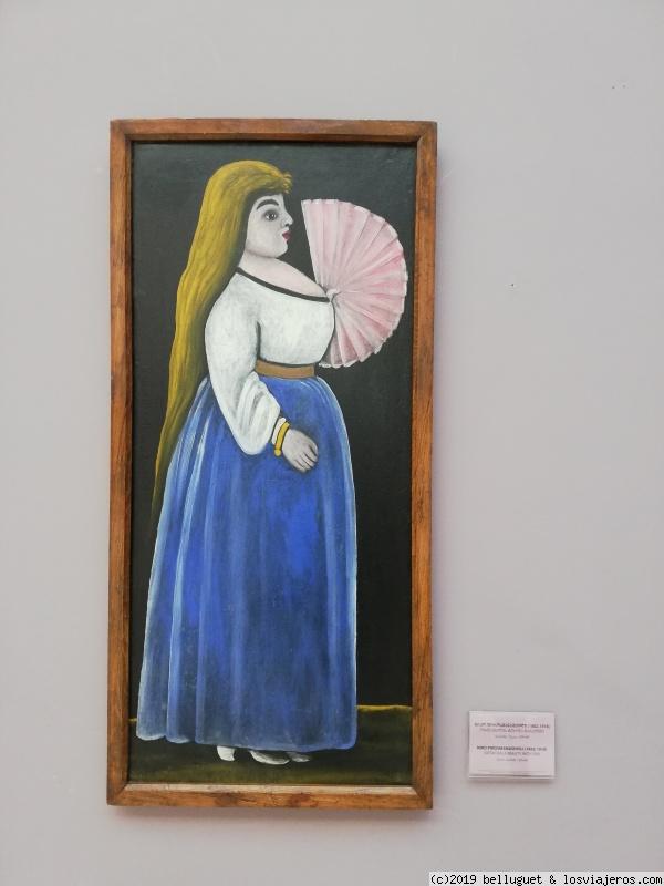 Una de las obras más famosas de Pirosmani