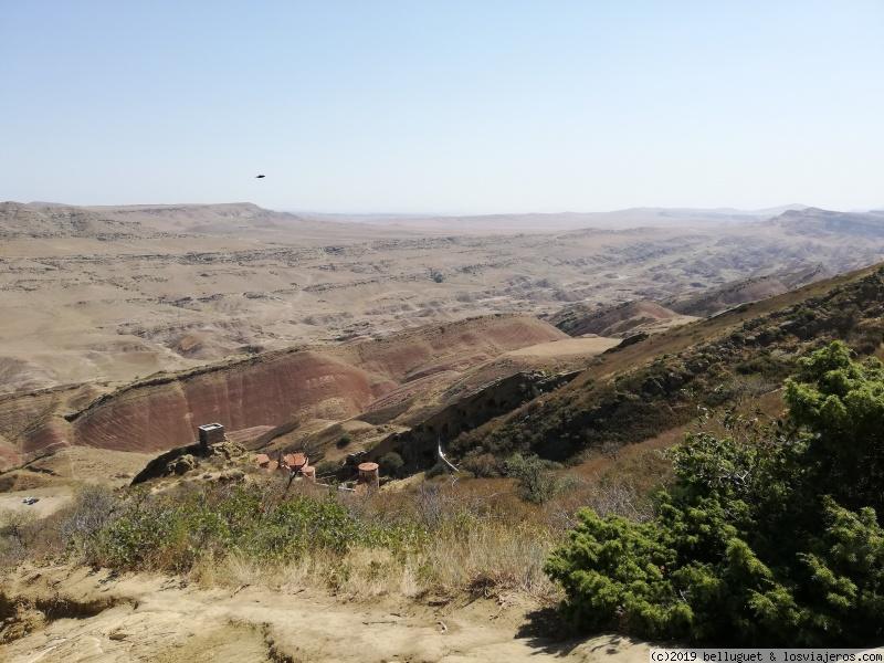 Zona de frontera con Azerbayan