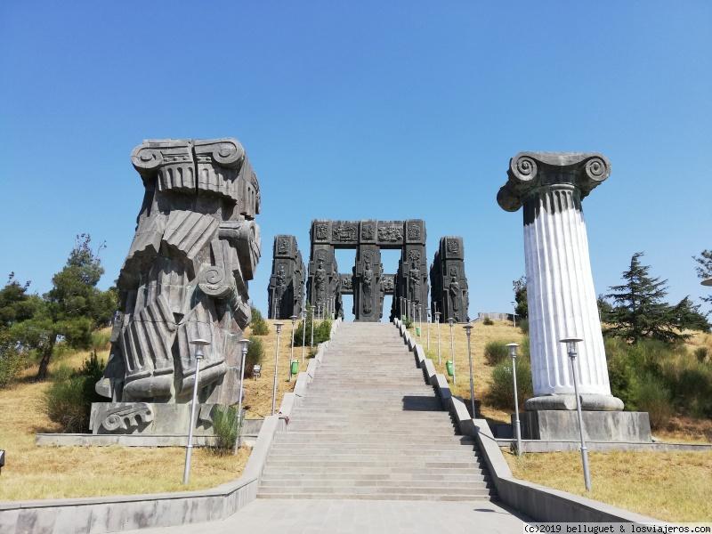 Stonehenge de Tblisi