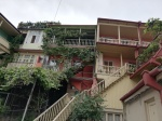 Tblisi y sus característicos balcones
