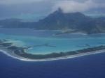 De Moorea a Bora Bora