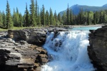 DÍA 11: ICEFIELDS PARKWAY II (GLACIER LAKE – TANGLE FALLS)