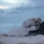 Ruge el cantabrico Lekeitio,lequeitio,pais vasco,basque country,Euskal Herria,Olas,big waves,storm,temporal,
