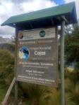 Día 27/1 - Cuenca y el Parque nacional Cajas