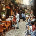 El Cairo islamico, El mercado de Khan El Khalili