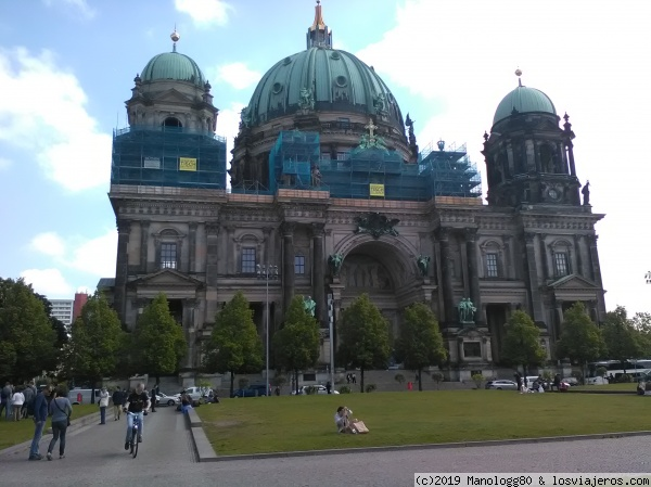 Catedral de Berlin Espectacular