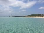 Primera vez en Menorca 2013
