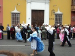 Viaje a Perú 2014, con una agencia peruana.