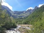 Semana en Ainsa y parque Nacional de Ordesa