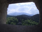 Go to photo: View from Fortress Rasnov