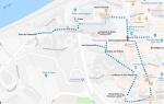 Ruta a pie por el centro histórico de Albi