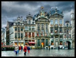 La Gran Place, Bruselas