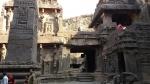 Kailasa-Cuevas de Ellora-Aurangabad (India)