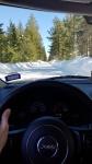 Camino a Yosemite