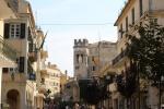Calles de Corfú