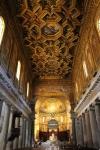 Basílica Santa María in Trastevere - Interior