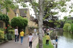 Casas junto al rio - Bourton on the Water