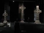 Cruz Celta - Interior del Museo de Artes Decorativas