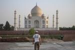 Taj Mahal - Atardecer