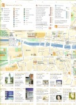 Mapa turístico Dublín 2