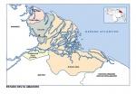 Estado Delta Amacuro. Venezuela