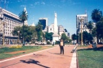 De cómo ir de Caracas a Buenos Aires por tierra y no morir en el intento. 1995/1