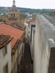 Vistas desde el Museo Nacional Machado de Castro