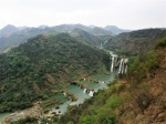 Cascada de los Nueve Dragones de Luoping