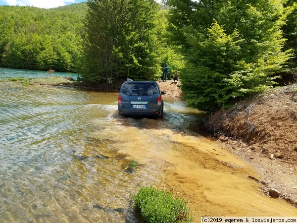 You will need a 4x4 vehicles to explorer all the Albanian Nature This photo is capture in Stebleve park in  Albania, in a tour that is organized form Rent a car Albania