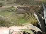 Vista terrazas Moray