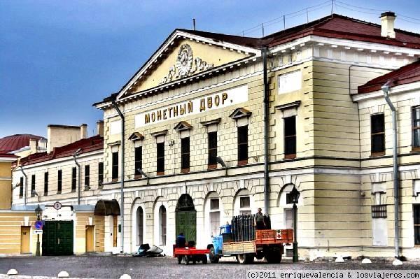 Casa de la moneda de san petersburgo fotos de rusia for Casa clasica caracas