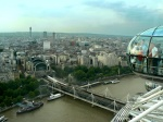 Vista desde arriba del London Eye