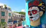 El dias de los muertos en Playa del Carmen