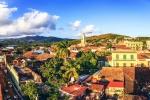 La ciudad de Trinidad de Cuba