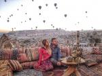 Amanecer en Cappadocia