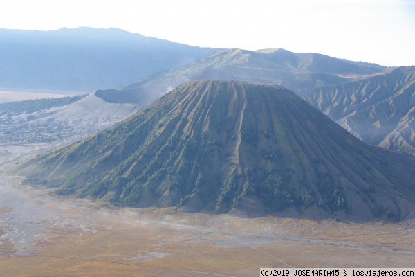 volcan bromo indonesia