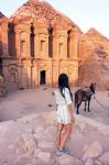 Día 4. Petra (Amanecer - Mirador - Atardecer) y el Monasterio