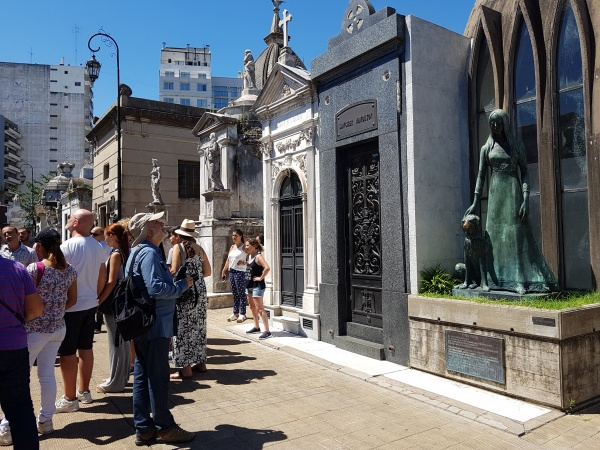 cementerio de La Recoleta cementerio de La Recoleta,Buenos Aires