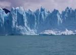 pared frontal glaciar Perito Moreno