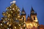 Nochebuena en Praga, Nochevieja en Budapest