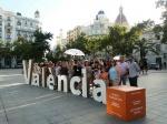 A Valencia con valentía