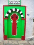 Puerta Tunisia 2006
