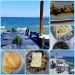 Comer en la isla de Milos, tabernas y restaurantes - Grecia