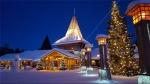 Santa Claus Village, Rovaniemi (Finlandia)