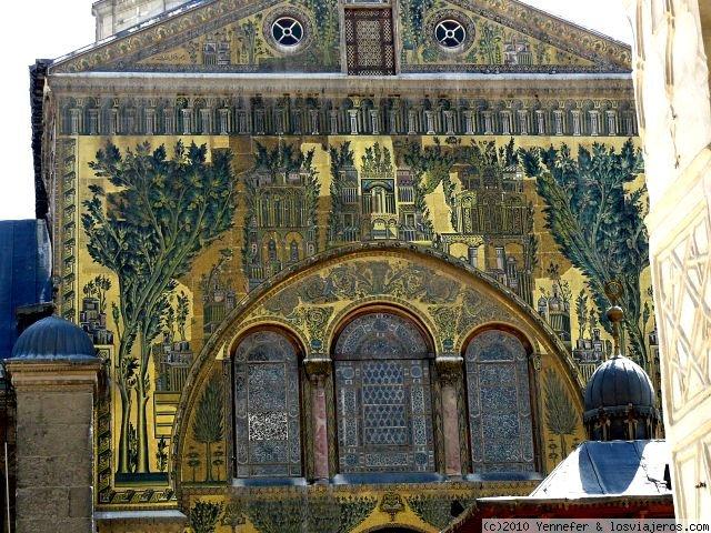 Gran mezquita damasco fotos de siria losviajeros - Fotos de damasco ...