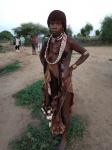 Mujer etnia Banna